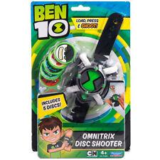 BEN 10 76921 Omnitrix Watch Disc Shooter, Playmates, Original, Toy NEW & Sealed