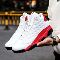 Men's Classic Air 13 Shoes Sneaker Basketball Boots Outdoor Running Jog Athletic