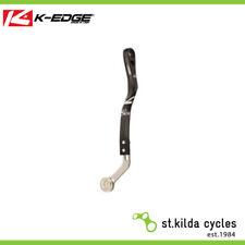 K-EDGE SRM Professional Road Braze-On Chain Catcher, Black