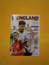 FIFA World Cup Qualifier - England v Malta - 8th October 2016