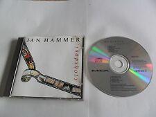 Jan Hammer - Snapshots (CD 1989) UK Pressing