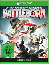 Xbox one jeu Battleborn Day 1 Edition Incl. premier-né DLC pack article neuf