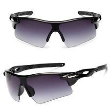Sport Sonnenbrille Radfahrerbrille Sportbrille Rennrad Triathlon Brille X3 Black mEKf4