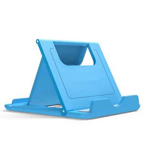 Universal Desk Stand Mobile Phone Tablet Holder Adjustable Foldable Portable un