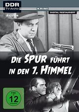 Die Spur führt in den 7. Himmel - Digital Restauriert -DDR TV-Archiv - 2 DVD Box