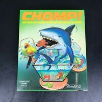 Chomp! [Commodore 64 C64 / Commodore 128 C128, 1989] Complete in Box