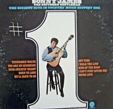 """LP Sonny James """"The Biggest Hits In Country Music"""" Capitol Records ST 629"""