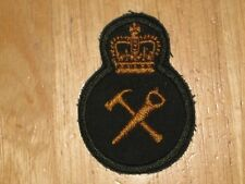 Canadian Army Trade Badge Trade Group 3 Structures Technician