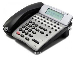 """NEW"" NEC DTERM IP ITR-16D-3 (BK) TELEPHONE STOCK # 780028"