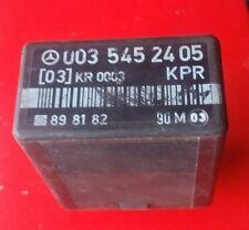 Genuine Fuel Pump Relay For Mercedes Benz 190E 260E 300E 300TE  0035452405