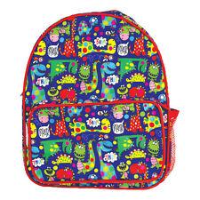 Dinosaur Children's Rucksack  - Bag School Backpack Childrens Rachel Ellen