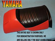 Yamaha SRX SXR 1998-2002 New seat cover 500 600 700 W/KNEE PADS SX SRX600 462B