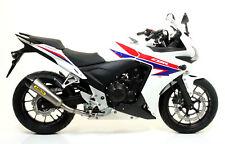 Terminale Race-Tech alluminio White Arrow Honda CBR 500 R 2013>2015