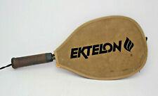 Ektelton Composite 250G Racquet Ball Racquet w/case Used