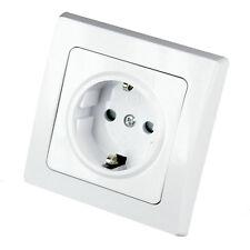 DELPHI wei�Ÿ: Steckdose USB RJ45 Taster Schalter Dimmer Antenne SAT LED Jalousie