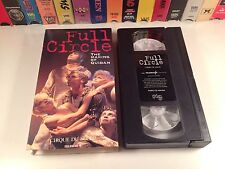 Full Circle: The Making Of Quidam Documentary VHS 1996 Cirque De Soleil OOP HTF