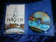 Haven Call of the King 2002 Midway Jeu PS2