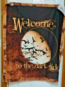 Halloween Welcome To The Dark Side  by Springs Creative btp