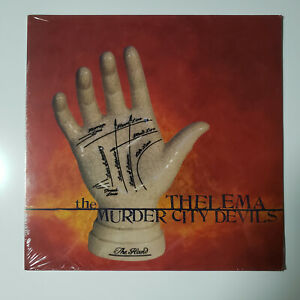 """The Murder City Devils - Thelema EP 10"""" vinyl LP record NEW SEALED"""