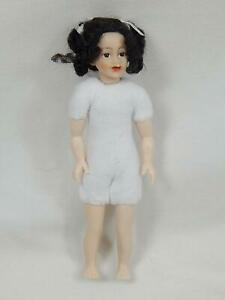 Heidi Ott  Dollhouse Miniature 1:12 Scale Kid Teenager Girl Doll Body #XKK20