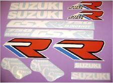 gsx r 750 GSX R 750 slingshot 88-90  vintage motorcycle old decals stickers