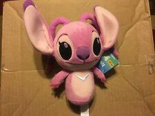 "Disney Angel Super Cute Plushies 9"" Plush Doll Lilo Stitch Hot Topic Exclusive"