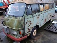 Oldtimer Mercedes Bus L 207 H Wohnmobil Hochdach