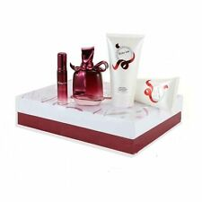 Más ricos Lady Set Eau De Perfume Spray Body Lotion Gel De Ducha En Polvo Regalo Niñas
