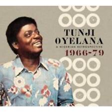Tunji Oyelana - A Nigerian Retrospective 1966-79 (NEW 2CD)