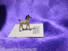Hagen Renaker Horse Small Gray Colt Figurine Miniature 00453 FREE SHIP New