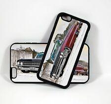 Retro Red 1961 Cadillac Low Rider  - iPhone 6 or 6S+ custom phone case