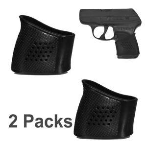 Grip Glove for Ruger LCP, Taurus TCP, Kel-Tec P3AT, P32, Beretta Nano 2 Packs