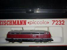 FL 7232 dieselhydraulische Mehrzwecklok Baureihe 210 der DB; neu ; OVP