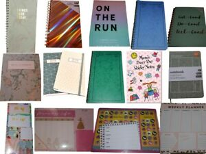 Things To Do Today Note Book Pad List Journal Mrs Hinch Organiser Daily Planner