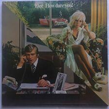 10cc - How Dare You ! - Mercury Records Vinyl LP 9102 501 VG/VG+/VG+