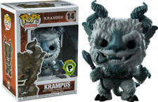 Exclusive Frozen Krampus FUNKO Pop Vinyl NEW in Box