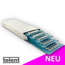 ANT/Telent Aluminium Crimp Spleißschutz LWL-Crimpspleißschutz 150 Stk