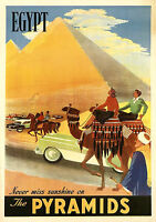 AUSTRALIA  KANGAROO A3 vintage retro travel /& railways posters art print #3