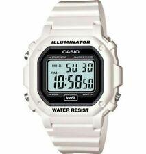 Casio F-108WHC-7ACF Classic Watch - White