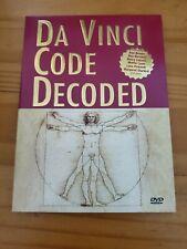 Da Vinci Code Decoded Dvd, Documentary