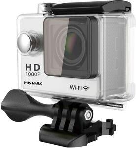 Hawk Helmets Vision H10 1080p Waterproof Action Camera w/ Wifi