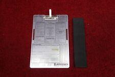 Jeppesen Flight Plan Clip Board