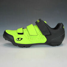 Giro Carbide R MTB Cycling Shoes, Mountain Bike (Lime / Black, 39 or 43)