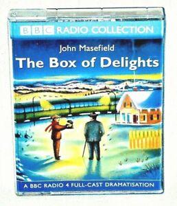 The Box of Delights BBC Radio Audio Cassette Children's Fantasy Fiction 2000 VGC
