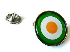 RETRO IRISH MOD IRELAND LAPEL PIN BADGE GIFT