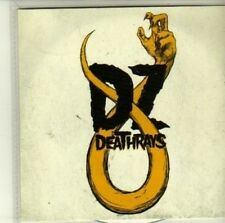 (CI591) DZ Deathrays, Gebbie Street  - 2011 DJ CD