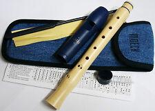 Moeck Sopran Blockflöte 1023 Flauto 1 plus barock