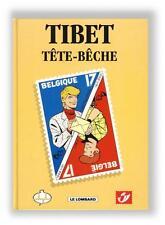Tibet Phila BD Timbres Ric Hochet Chick Bill Tete Beche 1998