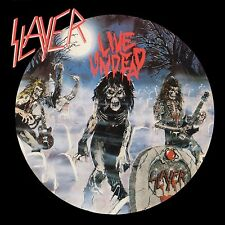 SLAYER LIVE UNDEAD SEALED CD REMASTERED