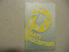 PARTY PRESCRIPTIONS 1ST red hill scout group building 1st ed1963 RECIPES wine